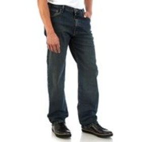 WRANGLER Mens Advanced Comfort Straight Leg Jeans