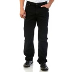 WRANGLER Mens Flex Straight Fit Denim Jeans