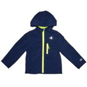 CHAMPION Toddler Boys Hooded Soft Shell Jacket wit