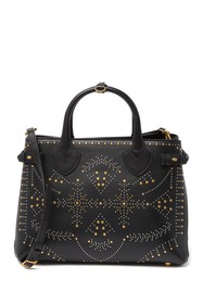 Burberry Studded Satchel