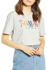 TOMMY JEANS 1985 Embroidered Tee