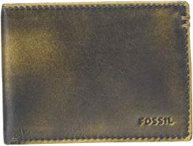 Fossil Wade RFID Bifold