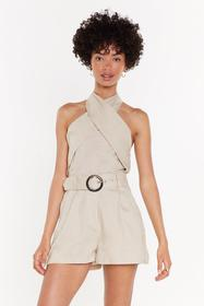 Nasty Gal Womens Stone Don't Ring Me Down Paperbag
