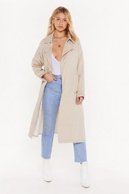 Nasty Gal Womens Stone Save It For a Rainy Day Tre
