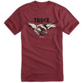 Black Antler Men's Truce For Now Short-Sleeve Tee