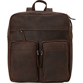 Vagarant Traveler Full Grain Cowhide Leather Backp
