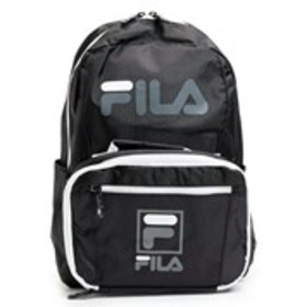 FILA Girls Logo Backpack with Lunch Bag