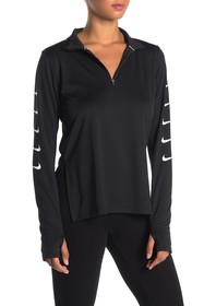 Nike Swoosh Running Long Sleeve T-Shirt