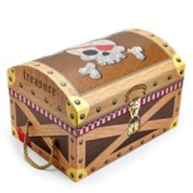 Pirate Dome Trunk - Large