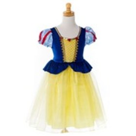 LITTLE ADVENTURES Kids Red, Yellow & Blue Princess