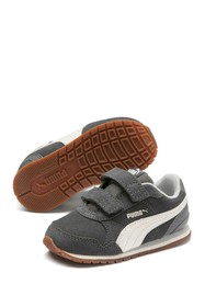 PUMA Street Runner V2 Suede Sneaker (Baby & Toddle