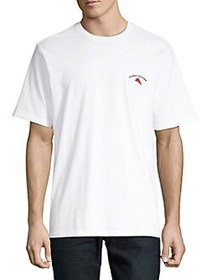 Tommy Bahama Classic-Fit Multi-Casking Tee WHITE