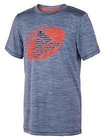 Adidas Boy's Sports Ball Tee DARK GREY
