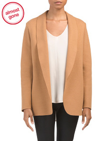 STELLA MCCARTNEY Made In Italy Knit Soft Jacket