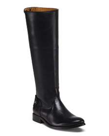 FRYE High Shaft Leather Equestrian Boots