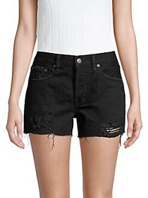 Free People Sofia Shorts BLACK
