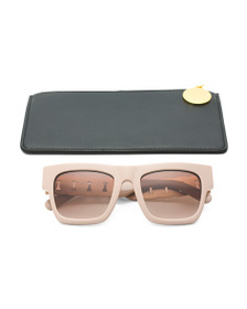 STELLA MCCARTNEY Made In Italy Square Frame Design
