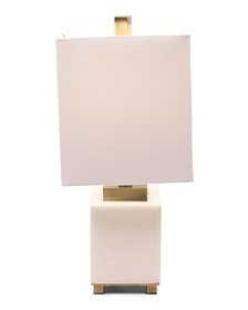GRANDVIEW GALLERY Marble Accent Accent Lamp