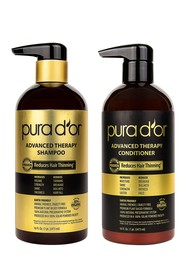 PURA D'OR Advanced Anti-Thinning Therapy Regimen