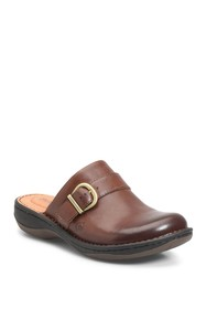 Born Trammell Leather Clogs