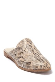 Kenneth Cole Reaction Ruthie Snake Embossed Leathe