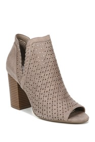 Fergalicious Lincoln Perforated Ankle Boots