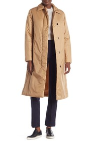 Theory Solid Puffer Coat