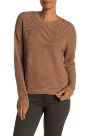 Velvet by Graham & Spencer Abella Wool Blend Sweat