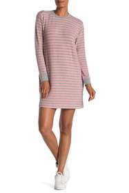 Velvet by Graham & Spencer Mabel Striped Long Slee