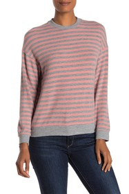 Velvet by Graham & Spencer Landry Striped Pullover
