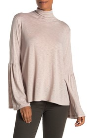 Velvet by Graham & Spencer Xena Bell Sleeve Slub T