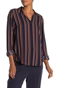 Velvet by Graham & Spencer Rosemond Striped High/L