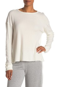 Velvet by Graham & Spencer Buzzie Thermal Long Sle