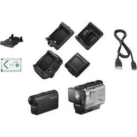 Sony HDR-AS50 Full HD Action Cam with RM-LVR3 Live