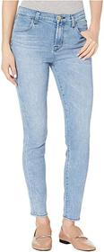 J Brand Alana High-Rise Crop Skinny in Soul