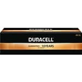 Duracell® Coppertop® AA Alkaline Batteries, 36/Pac