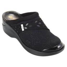 Womens BZees by Naturalizer Dolly Clogs - Black