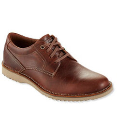 LL Bean Men's Rockport Cabot Plain-Toe