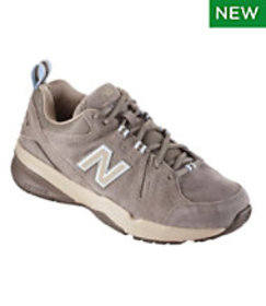 LL Bean Women's New Balance 608v5 Sneakers, Suede