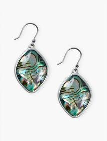 Lucky Brand Abalone Drop Earring