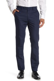 Calvin Klein Pipe Trim Side Suit Separate Pants