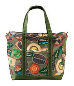 LL Bean Everyday Lightweight Tote, Print