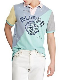 Polo Ralph Lauren Classic Fit Mesh Polo Shirt PATC