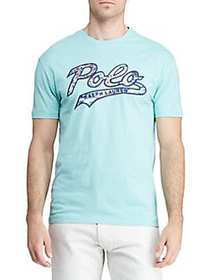 Polo Ralph Lauren Classic Fit Graphic Tee BAYSIDE