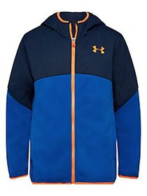Under Armour Boy's North Rim Microfleece Hooded Ja