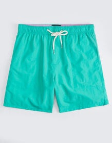 VALOR Command Teal Blue Mens Volley Shorts_