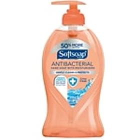 Softsoap® Antibacterial Liquid Hand Soap Pump, Cri