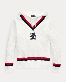 Ralph Lauren Hooded Cricket Sweater