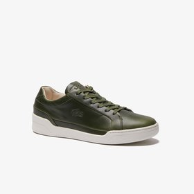Lacoste Men's Challenge Leather Sneakers