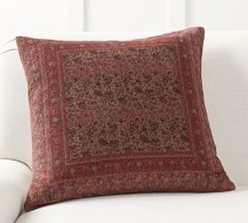 Pottery Barn Orla Print Pillow Cover
